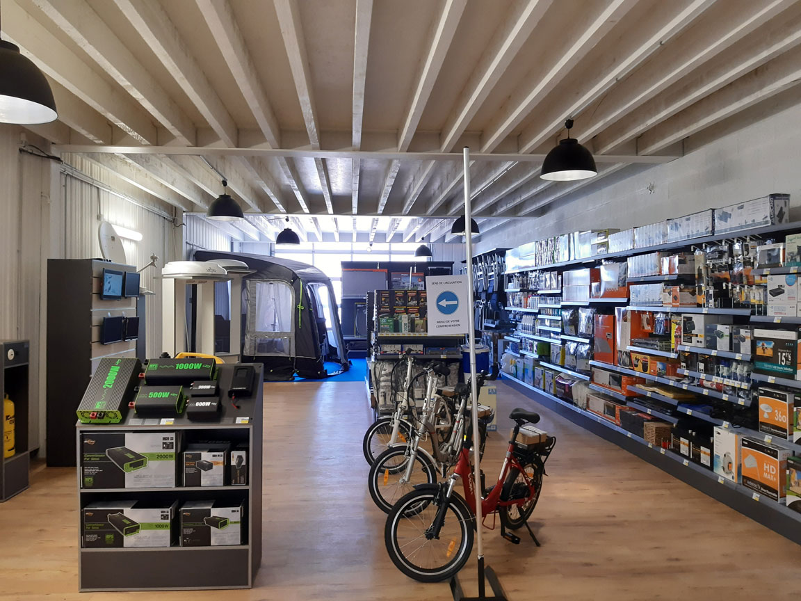 magasin accessoires